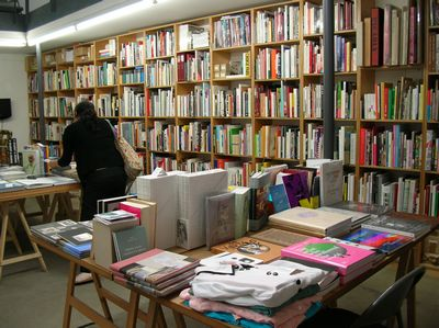 Berliner Kunst Strasse vol.5 -Berlin Book store 03-_c0096440_3403714.jpg