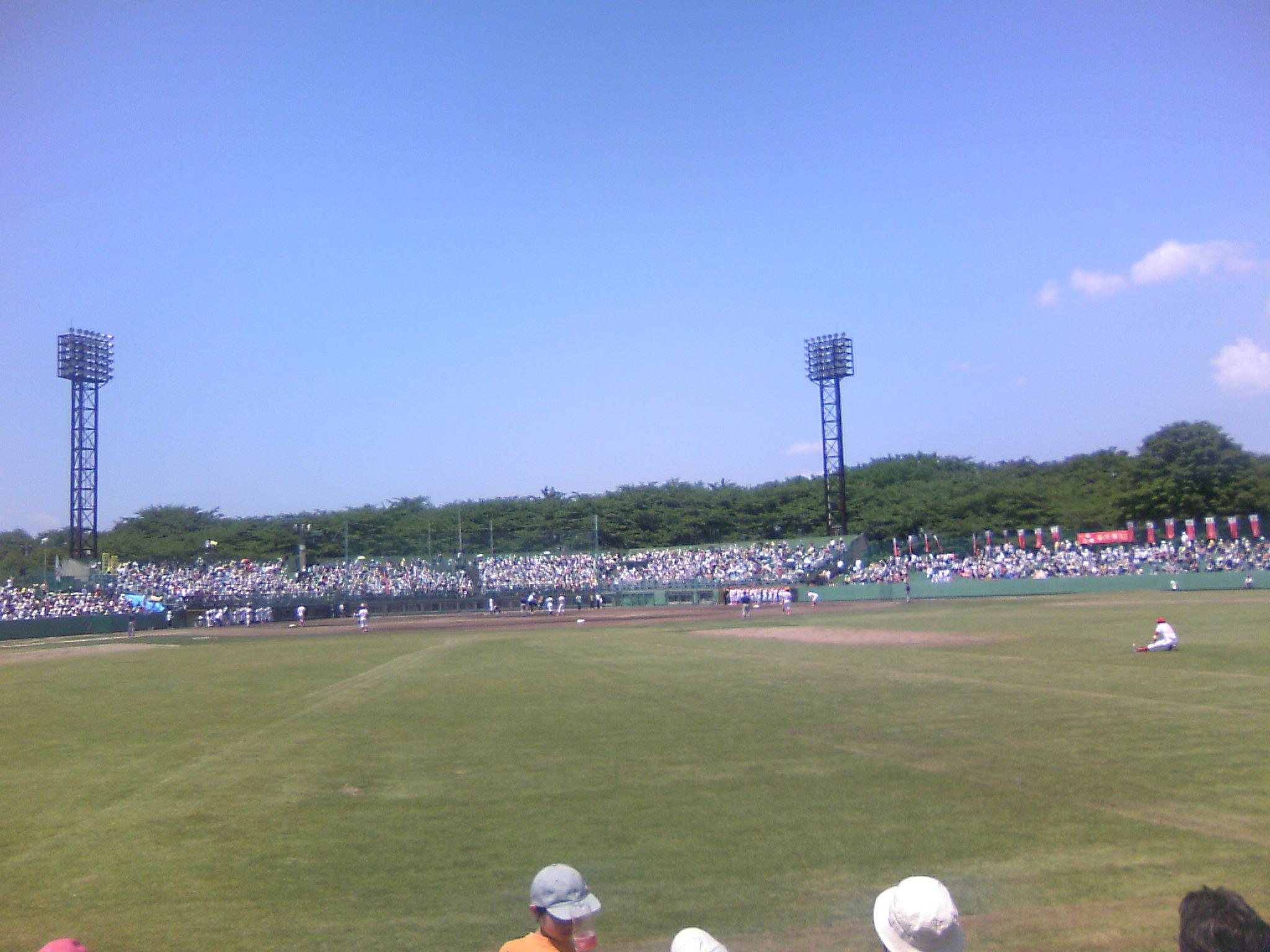 欽ちゃん野球_c0097137_17403910.jpg