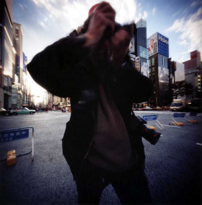 激写 銀座 Pinhole Photography_f0117059_19384621.jpg