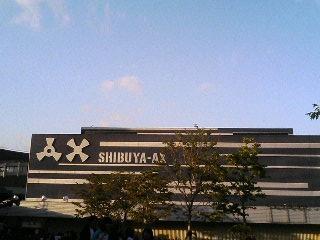 44.HPQギグ in 渋谷AX_e0013944_2444383.jpg