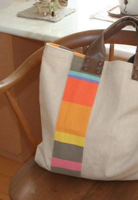 フランス・キッチンクロスのバッグ_a0102486_8361382.jpg
