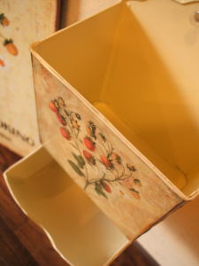 shabby tin plate & wall box_c0118809_19405112.jpg