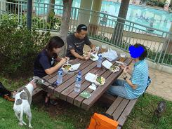 香港旅行記 3 ~ごたはまに会いに~_b0046331_353981.jpg