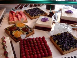 パリのお気に入りパティスリー その1 ■パン・ド・シュークル_c0123995_20213683.jpg