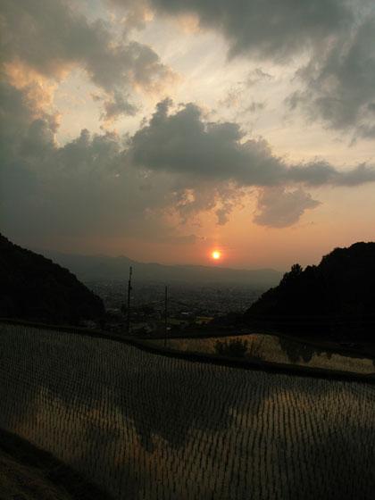 山形市の夕景_e0084756_840022.jpg