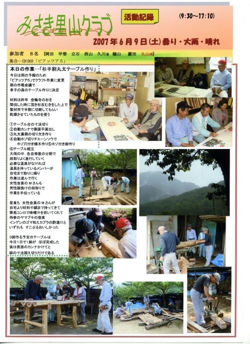 定例活動日:原木テーブル製作 in 「ピアッツァ5」_c0108460_2312943.jpg