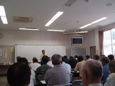 黒川町開発促進協議会総会_a0077071_17171012.jpg