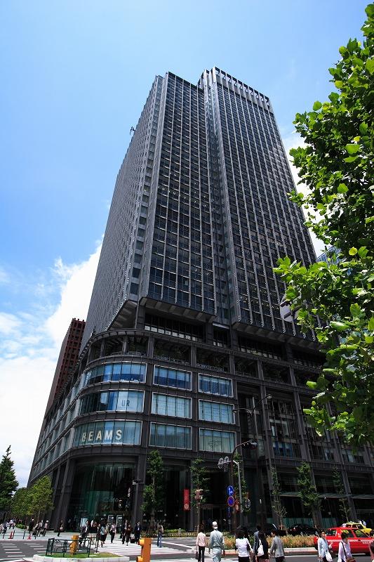新丸ビル(Shin-Marunouchi Building)_e0001789_15592945.jpg