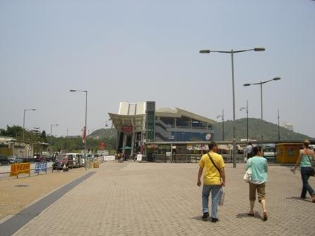 香港旅日記12 ランタオ島の大仏へ その1_f0059796_2118579.jpg