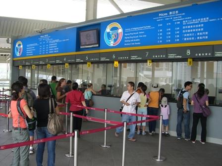 香港旅日記12 ランタオ島の大仏へ その1_f0059796_21212452.jpg