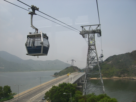 香港旅日記12 ランタオ島の大仏へ その1_f0059796_21222962.jpg