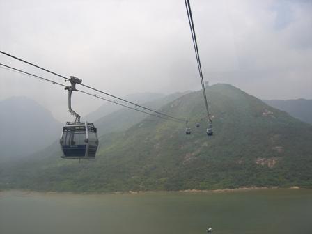 香港旅日記12 ランタオ島の大仏へ その1_f0059796_21225822.jpg