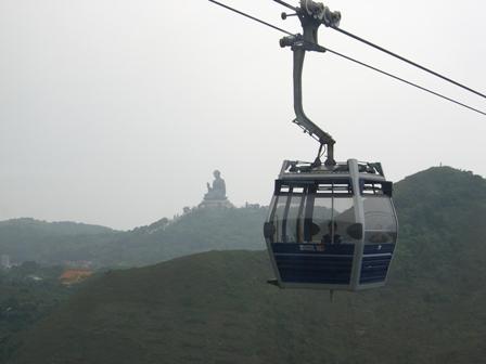 香港旅日記12 ランタオ島の大仏へ その1_f0059796_21235845.jpg