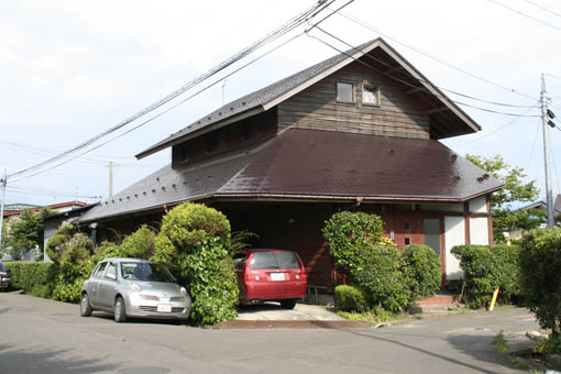 自宅の屋根の塗り替え_e0054299_19314411.jpg