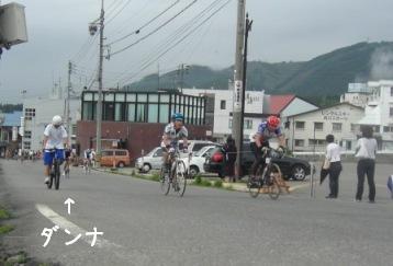 初レース_f0068501_12232146.jpg