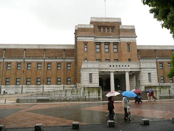 国立科学博物館上野本館