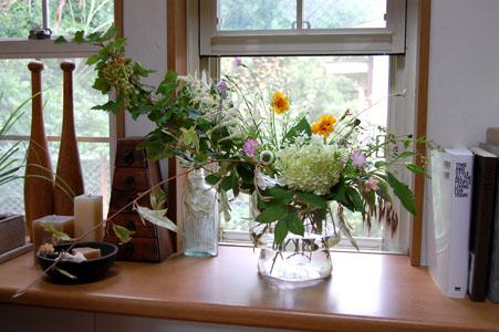 6月お花の会のスイーツ_a0004863_1545347.jpg