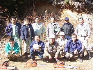 こうち森林救援隊活動報告 【第4回】_a0051612_6435528.jpg