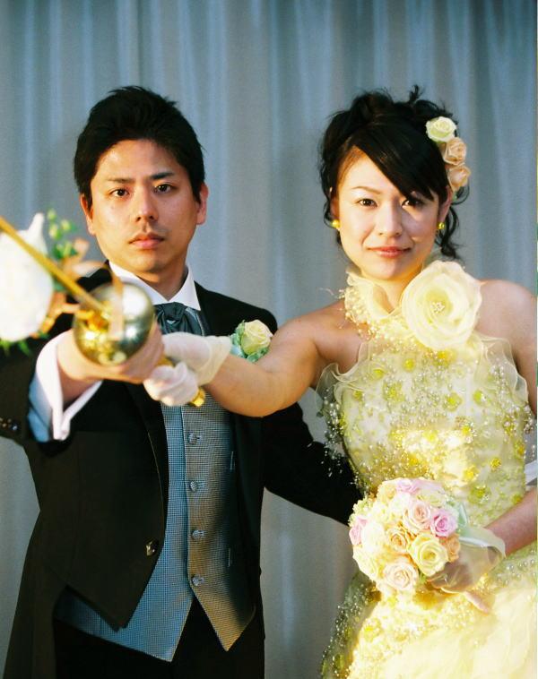 新郎新婦さまからのメール 人を優しくする花を_a0042928_014028.jpg