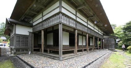 三浦邸見学 03:土縁_e0054299_11501720.jpg