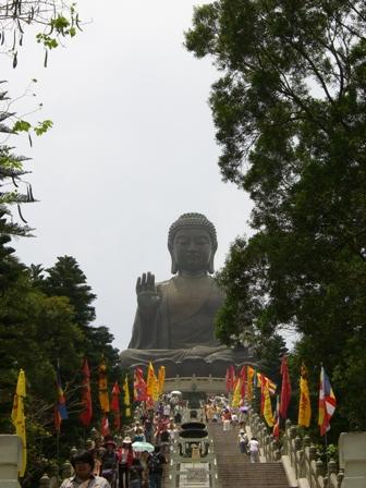 香港旅日記13 大仏様_f0059796_023730.jpg