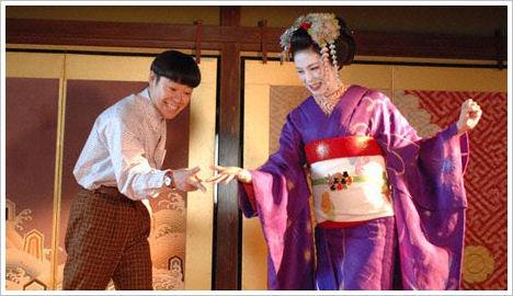 『舞妓Haaaan!!!』_e0006910_22414539.jpg