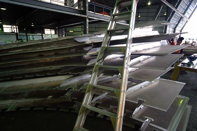 スクープ映像 世界最速フェリーボートタスマニアから日本参上2_f0050534_19264154.jpg