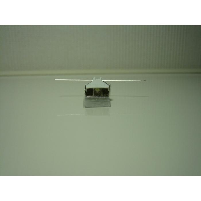キハ48にLED室内灯を取付け_e0120143_0455276.jpg