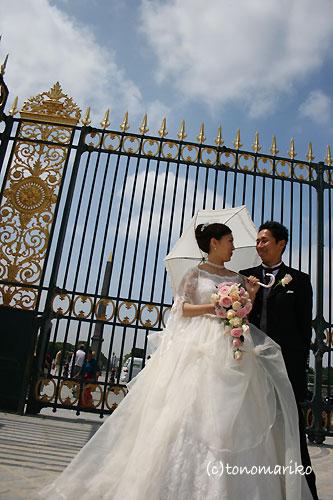 バブー君の結婚式フォトツアー_c0024345_8493983.jpg