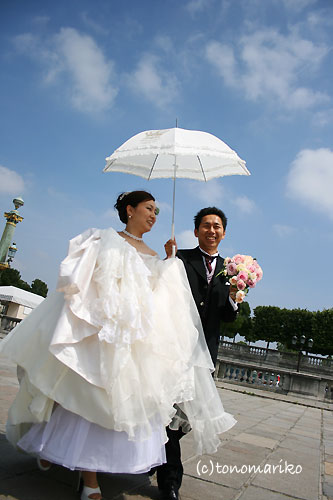 バブー君の結婚式フォトツアー_c0024345_8501165.jpg