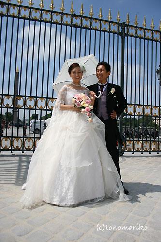 バブー君の結婚式フォトツアー_c0024345_8504038.jpg