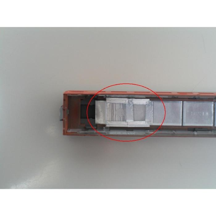 キハ48にLED室内灯を取付けの続き_e0120143_2211482.jpg
