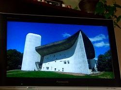 近代建築の巨匠ル・コルビュジエ_c0087349_1715429.jpg