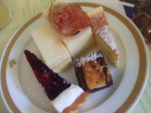 ヒルトン名古屋 ザ・ギャラリー チーズケーキフェア_f0076001_20202843.jpg