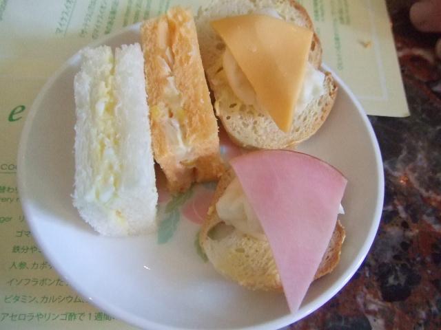 ヒルトン名古屋 ザ・ギャラリー チーズケーキフェア_f0076001_2091850.jpg