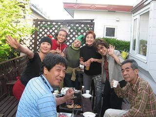 喫茶「タルト」でガーデンフェアーを開催_d0102413_7374492.jpg
