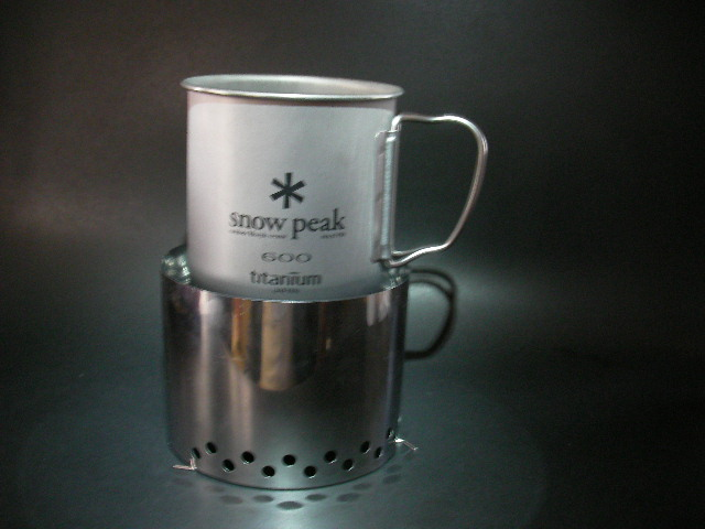 alcohol stove【足軽】Wind Guard +整流板_f0113727_550251.jpg