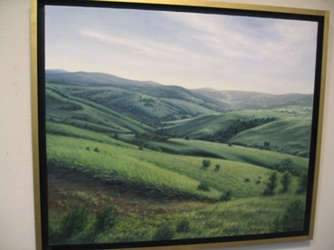 226) 市民ギャラリー「明日への具象画展」・油彩 終了(6月17日まで)_f0126829_2212783.jpg