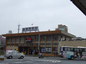 5月13日基隆駅