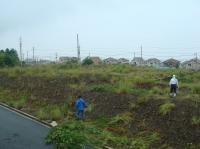 草刈り事業 in 望海坂_c0108460_15443551.jpg