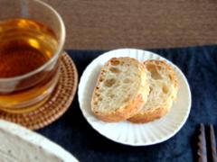 梅酵母テスト フランスパン風_c0110869_9491100.jpg