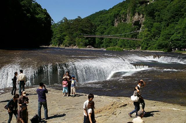 日本の滝百選 吹割の滝_d0043136_2229715.jpg