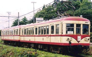 十和田観光電鉄 モハ3603+クハ3810_e0030537_23314686.jpg