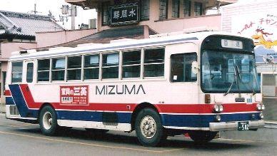 水間鉄道 いすゞK-CJM470 +川重_e0030537_1384794.jpg