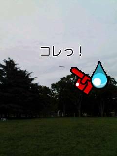 飛行船☆_c0069859_10543399.jpg