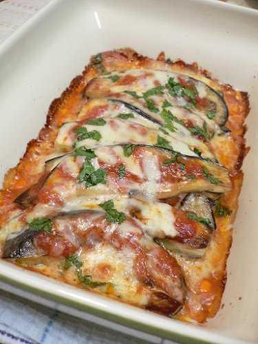 『北イタリアの食卓』より 茄子のパルミジャーノ_e0009722_1784235.jpg