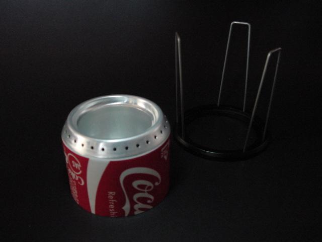 ちび缶で New Pot Stands_f0113727_8463710.jpg