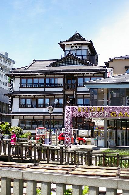 草津温泉 湯畑界隈_d0043136_1822965.jpg