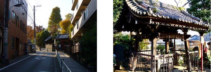 東京錦秋編(5):沢蔵司稲荷・伝通院(05.12)_c0051620_15565167.jpg