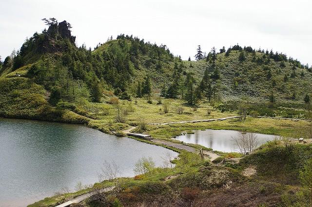 白根山に登る_d0043136_19363297.jpg
